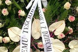 wieniec pogrzebowy 3